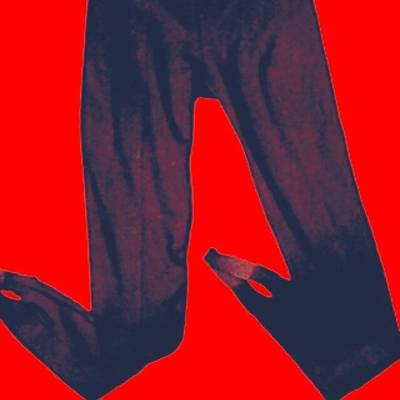 72a6a16de92b2 H&M Pants   Price Hm Black Thick Black Stirup Leggings   Poshmark